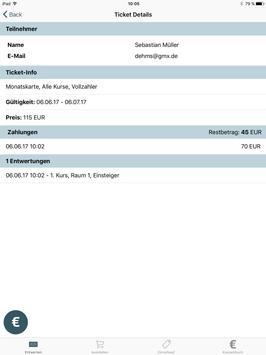 Tickets screenshot 3