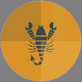 Знак Зодиака:Скорпион-Гороскоп icon