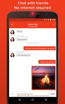 FireChat imagem de tela 11
