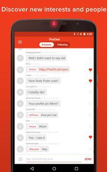 FireChat screenshot 9