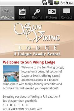 Sun Viking Lodge poster