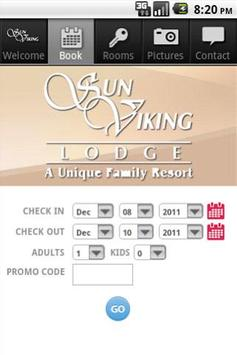 Sun Viking Lodge screenshot 1
