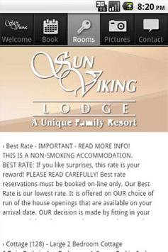Sun Viking Lodge screenshot 2