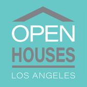 Open Houses Los Angeles icon
