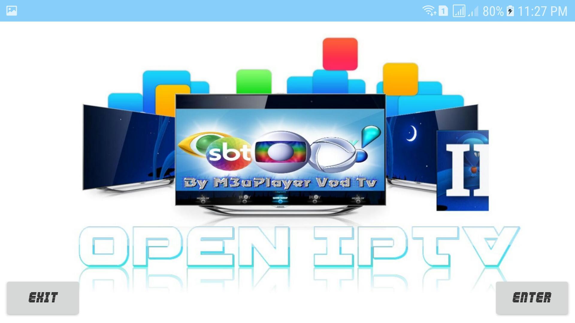 Open IPTV Free para Android - APK Baixar