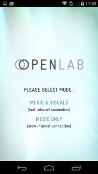 OpenLab poster