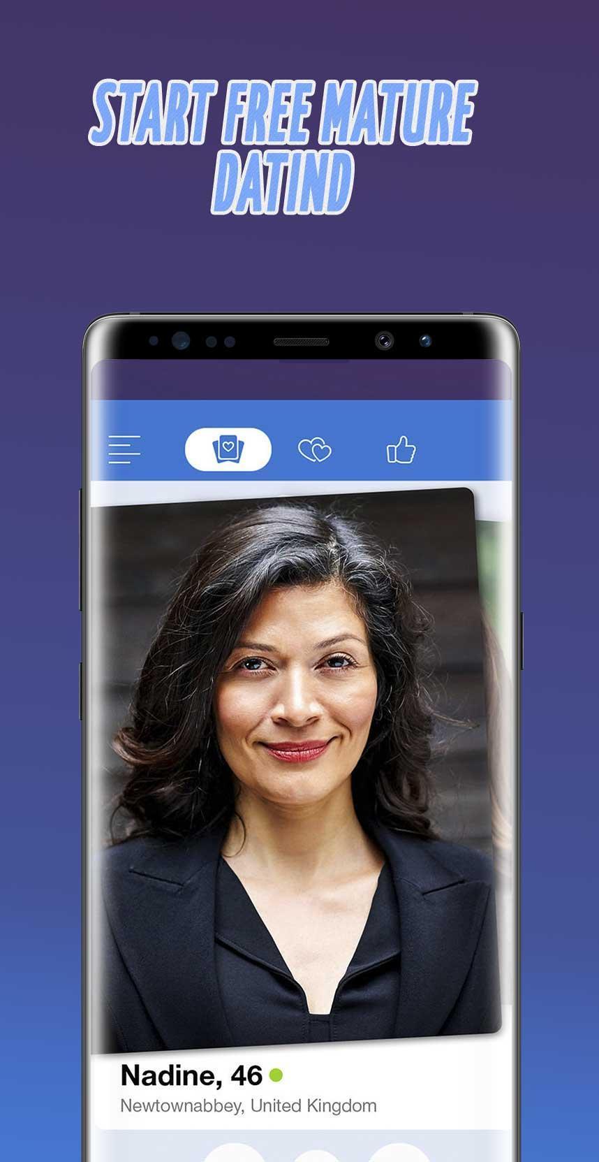 dating older women app