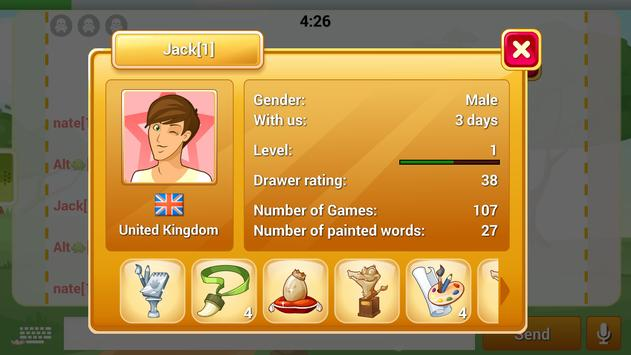 Draw and Guess Online syot layar 5