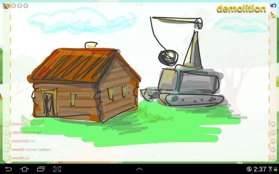 Draw and Guess Online syot layar 10