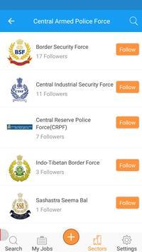 Opennaukri - Govt Jobs Alerts apk screenshot
