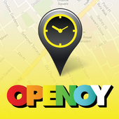 What's Open Near Me - Places & Hours icon