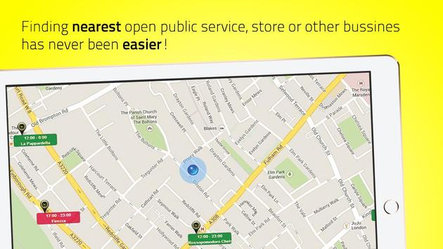 What's Open Near Me - Places & Hours screenshot 2