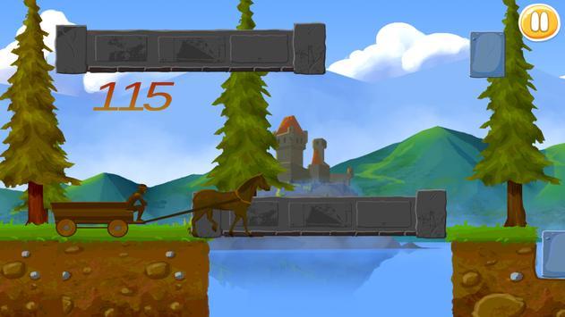 Middle Ages Bridge Making apk screenshot