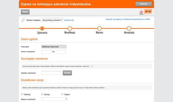 eHR Forms apk screenshot