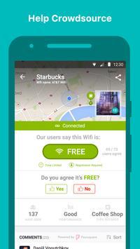 WifiMapper screenshot 1