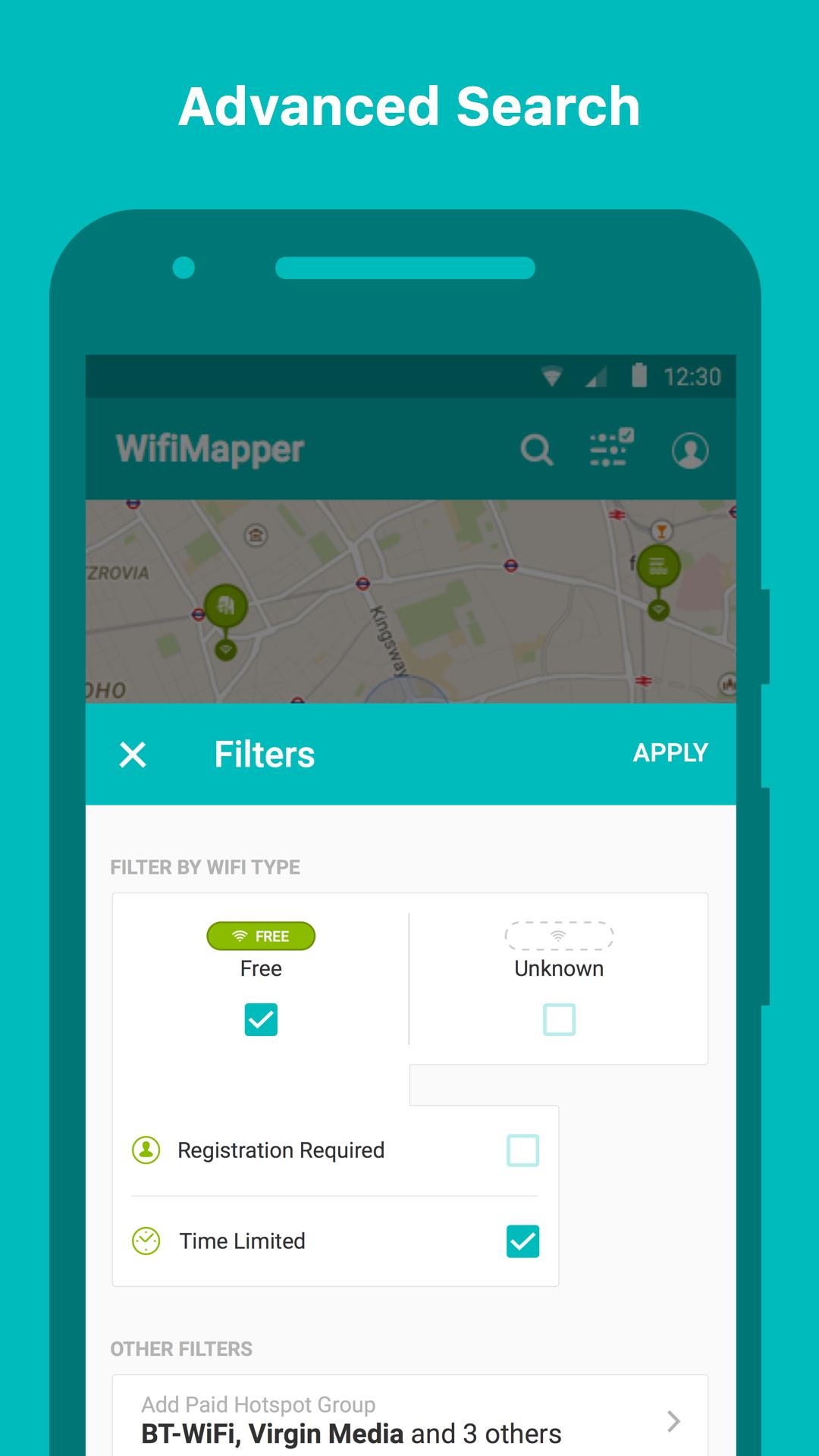 WifiMapper for Android - APK Download