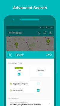 WifiMapper screenshot 2
