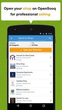 السوق المفتوح - OpenSooq apk screenshot