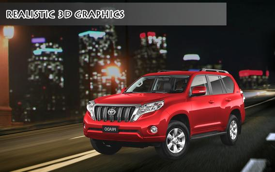 Luxury Prado Drift X Racing Prado Car Games apk screenshot