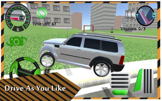 Prado City Driving Simulator apk screenshot