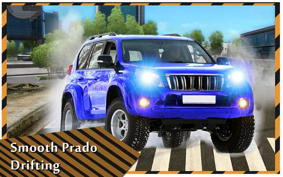 Prado City Driving Simulator apk screenshot