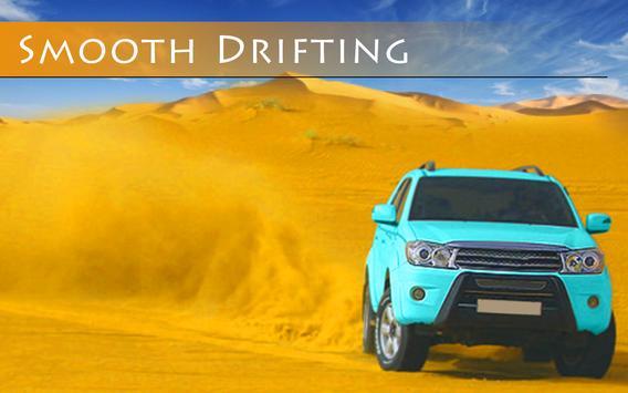 Extreme Prado Desert Drive 2018 apk screenshot
