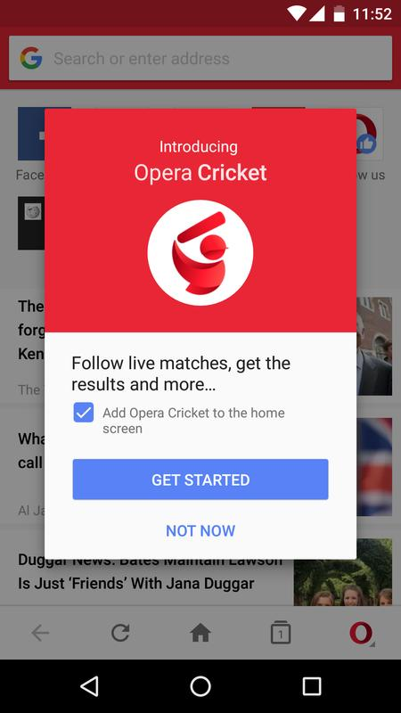 download latest opera mini for android 2.3