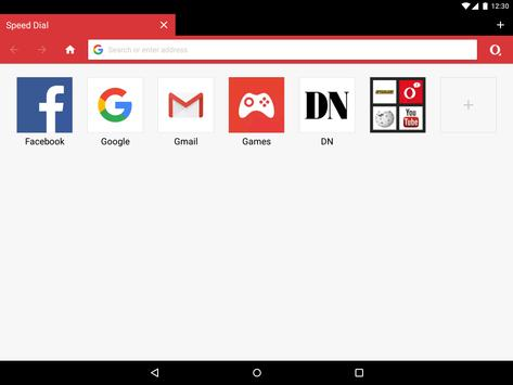 6 Schermata Browser Opera Mini