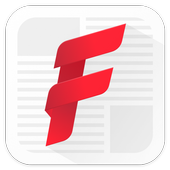 FeedNews: AI curated news app icon