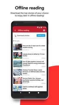 Opera News screenshot 5