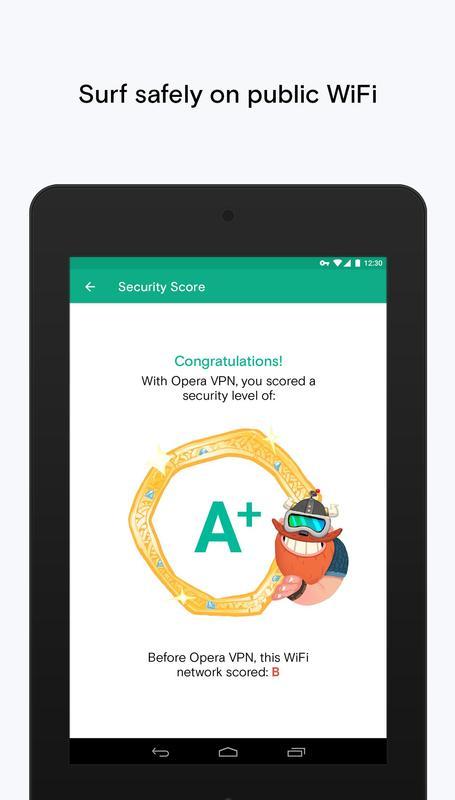 opera vpn pro apk free download