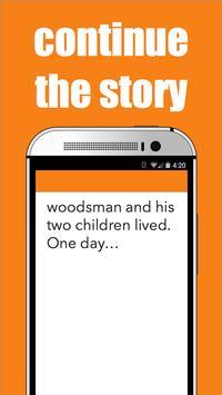 CrowdWriting - Social Story poster