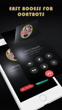 HD Caller Id PCI Theme apk screenshot