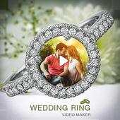 Wedding Ring Video Maker icon