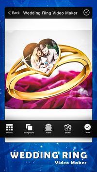 Wedding Ring Video Maker screenshot 2