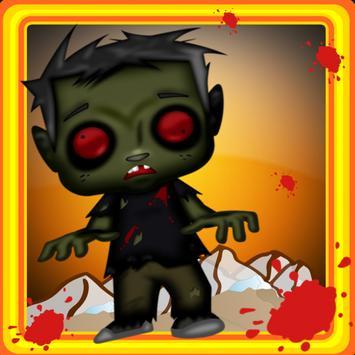 Zombie fast dash race screenshot 1
