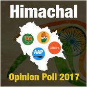 Opinion Poll 2017 Himachal Pradesh icon