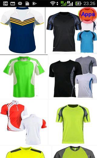 Sport Shirt Design poster