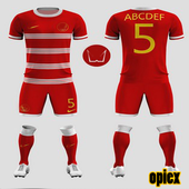Uniform Futsal Design icon