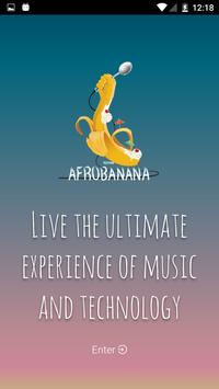 AFRO BANANA REPUBLIC FESTIVAL poster