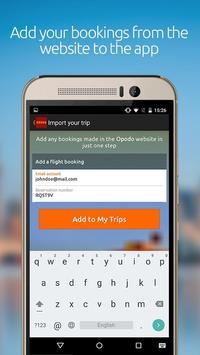 Opodo Reisen APK-Bildschirmaufnahme
