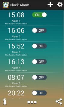 Alarm Clock Free poster