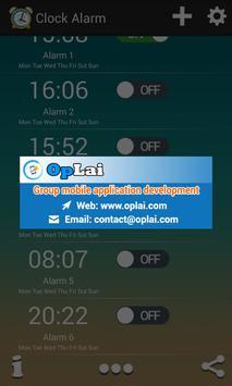 Alarm Clock Free screenshot 9