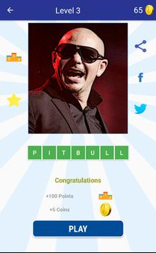Guess The Latin Celebrity apk screenshot