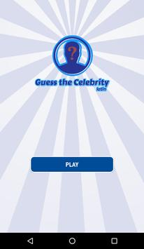 Guess The Latin Celebrity poster