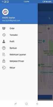 OPM Express Logistic screenshot 2