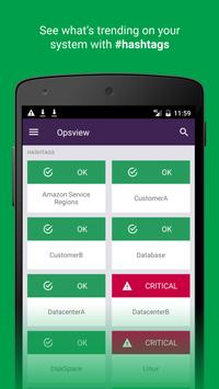 Opsview - Monitor Infrastructure & Applications apk screenshot