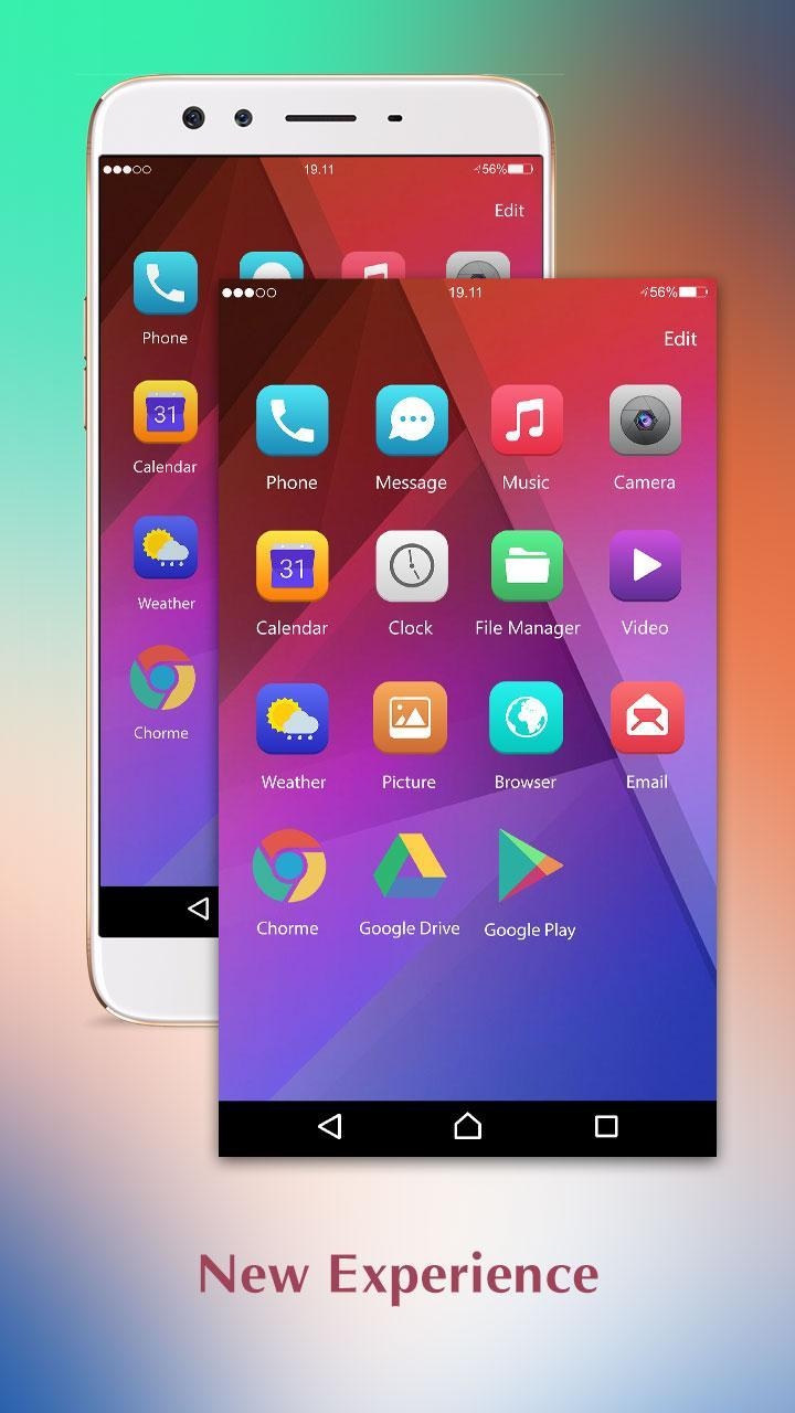 Oppo Launcher for Android - APK Download