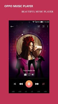 Oppo Music Player - Music for Oppo Find X ポスター