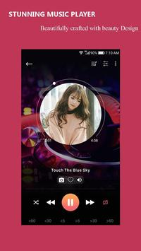 Oppo Music Player - Music for Oppo Find X スクリーンショット 4